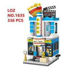 336 pcs LOZ MINI Blocks DIY Building Children Toys Puzzle Store The Movies 1635