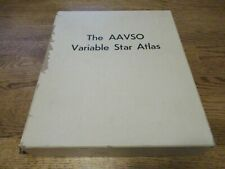 AAVSO Variable Star Atlas - 178 Loose Leaf Map Pages