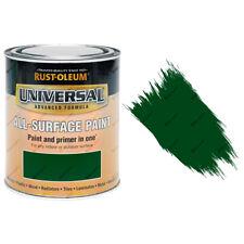 Rust Oleum Universel All Surface Auto Primer Peinture Brillant Racing Green  750 .