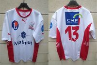 Maillot rugby TARBES PYRENEES porté n°13 PUMA vintage shirt L / XL
