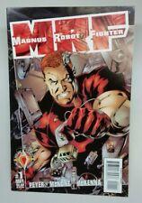 Magnus Robot Fighter #1, May 1997 (Volume 2) Acclaim
