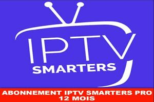 IP*TV smart pro 12 mois (M3U✔️SMART TV✔️ANDROID✔️MAG) +18