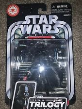 STAR WARS OTC ORIGINAL TRILOGY SERIES #10 DEATH STAR CLASH DARTH VADER FIGURE