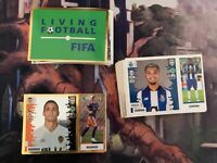 Panini FIFA 365 2019 - missing stickers service - mint - choose numbers
