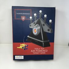 table top air powered target game Saddlebred ( OPEN BOX)