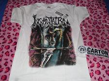 Incantation TS M-Medium Jesus was Mortal 92 Death Metal Mortician Profanatica