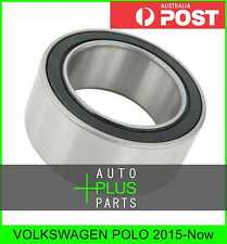 Fits VOLKSWAGEN POLO 2015-Now - AIR CONDITIONER BEARING 35X52X20