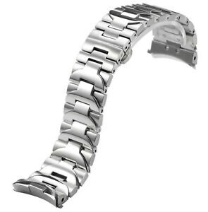 24MM Bracelet de Montre Pour 44MM Panerai Luminor Marina Pam 164 Lourd S / Acier