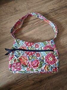 Vera Bradley Hope Garden Shoulder Bag Retired Pattern Spring 2009