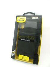 Otter Box Defender iPhone X & X's Black Phone Case