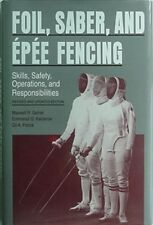 FOIL, SABER & ÉPÉE FENCING, 1995 BOOK
