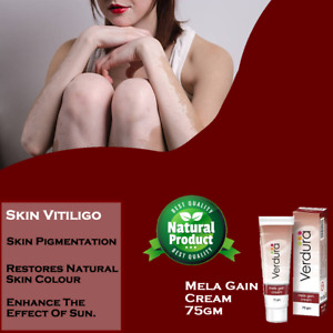 Vitiligo Skin Re pigmentation Natural Therapy Skin Colour Restoration Cream 75gm