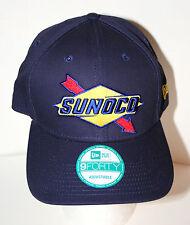 New Era 9FORTY Sunoco Oil & Gas Blue Baseball Cap Hat New OSFM Snap Back