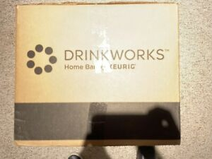 Keurig Drinkworks Home Bar Drinkmaker W/ Pods