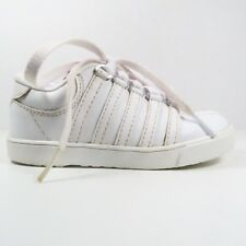 K-Swiss 201 Classic Sneakers Toddler In White Size 8 (Toddler)