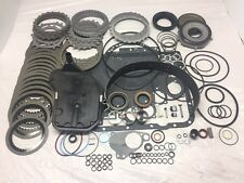 4l60E Master Rebuild Kit (2004-Up)w/pistons, steels, band and HIG  frictions