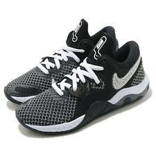 Nike renovar elevar II 2 Negro Blanco Zapatos de baloncesto de hombre Mid Top CW3406-004