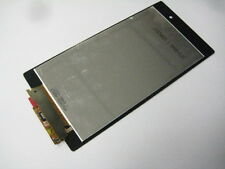 Black ~Full lcd display + touch screen For Sony Xperia Z1 L39h C6902 C6906