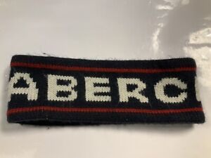 Vintage Abercrombie & Fitch Unisex Ear Warmer Headband