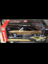 1970 Dodge Charger RT GOLD 1:18 Auto World 1077
