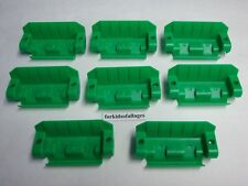 KNEX Lot: 8 FERRIS WHEEL SEATS * Set of 8 Green Chairs Replacement Parts/Pieces
