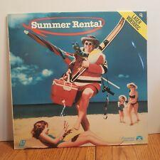 "Summer Rental Extended Play on 12"" Laserdisc"