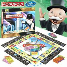 Monopoly Game Classic Edition Family Board Game