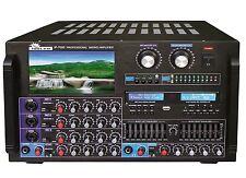 """IDOLmain IP-7000 II 8000W Pro KARAOKE Amplifier EQ, 7"""" LCD & Recorder by IDOLPRO"""