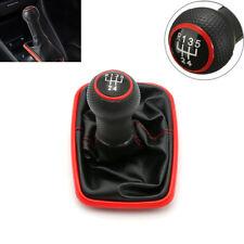 For 1999-2004 Volkswagen Jetta Bora MK4 Gear Shift Knob Gaiter Boot Cover 5Speed