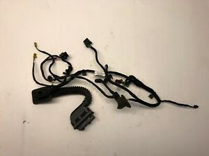 2014 MERCEDES W222 S-CLASS REAR DOOR ELECTRIC WIRING LOOM A2224409808