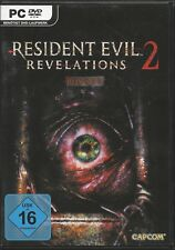 Resident Evil Revelations 2 (PC 2015 DVD-Box) ohne Anleitung, Mit Steam Key Code