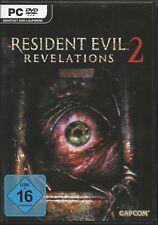 Resident Evil Revelations 2 (PC 2015 uniquement la Steam Key Download Code) Aucun DVD