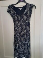 Crew Clothing  ladies Dress Size 6 Navy blue excellent