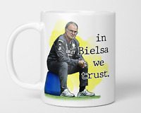 Leeds United Bielsa Gift Mug | Leeds United Football Gift For Him