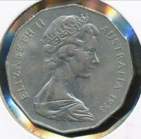 Australia, 1973 50 Cents - almost Uncirculated