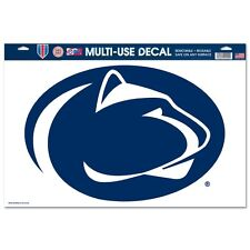 "PENN STATE NITTANY LIONS MULTI USE DECAL 11""X17"" BRAND NEW FREE SHIPPING"