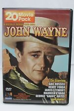 DVD: 4 - 4 Disc Set - John Wayne 20 Movies - Traditional