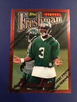 1996 Topps Finest #225 KEYSHAWN JOHNSON Rookie RC New York Jets Unpeeled