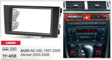 CARAV11-458 Car Radio Fascia Stereo Trim Dash Kit for AUDI A6 (4B) , Allroad