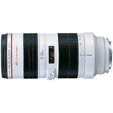 NEW Canon EF 70-200mm F/2.8 L USM Telephoto Zoom Lens/Case LZ1324/Hood ET-86