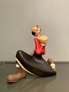 Leblon Delienne POPEYE & OLIVE Figurine en Résine Limited Edition Statue