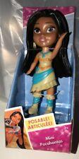 POCAHONTAS Disney Princess Mini Toddler Doll RARE Posable INDIAN PRINCESS