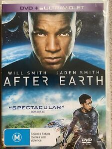 DVD: After Earth - Epic, Powerful And Stunning Futuristic Sc-Fi, star Will Smith