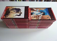 RED RIVER Vol.1-21 Chie Shinohara Manga Graphic Novel Comic 1st Printing OOP