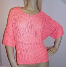 Next Women's Medium Knit Short Sleeve Jumpers & Cardigans