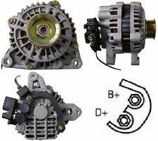 Fiat Scudo Nato 1.9 D With 6Ribs Pulley ALTERNATOR From 1998-2006
