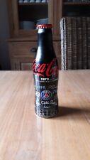 1 bouteille coca cola psg collector pleine et en tres bon état