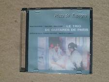 CD le trio de guitare de paris