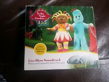 In The Night Garden Live - THE BBC TV Show  2 Disc Soundtrack CD Album