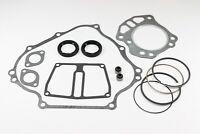 KAWASAKI MULE 600 / 610 / SX ENGINE REPAIR / REBUILD GASKET KIT W/ RINGS & SEALS